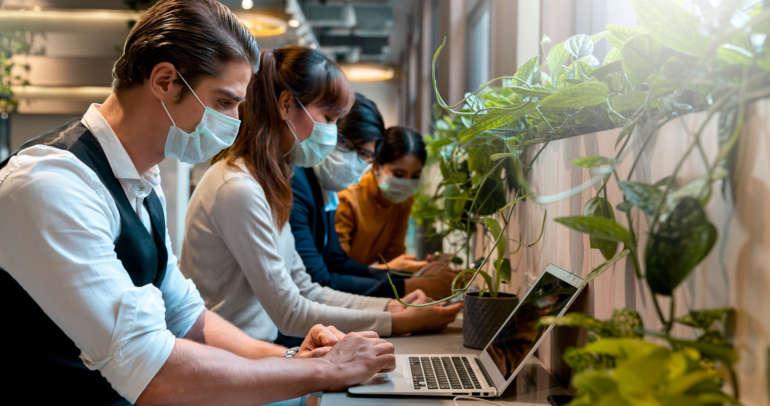 Spot Parténa Assurances COVID-19 – Protection des salariés