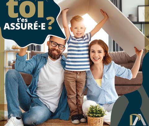 Épisode 1 – Et toi t'es assuré pour ton habitation ?
